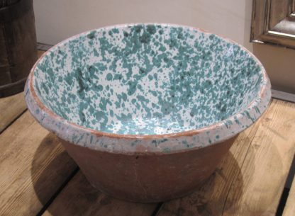 Antique passata bowl