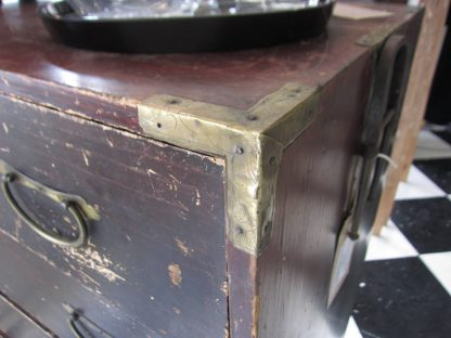 Antique Japanese Tansu