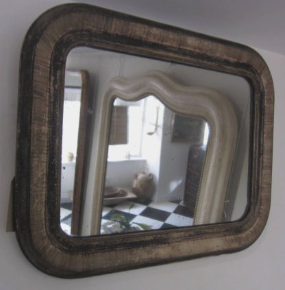 Faux finish twinkly mirror