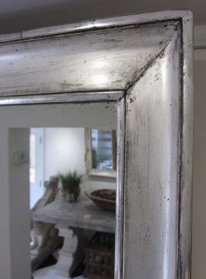 Split Plate Mercury Mirror