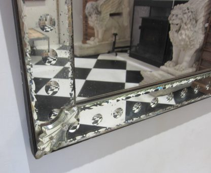 Bubble Venetian mirror