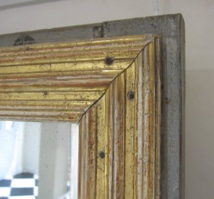 Small reeded mirror