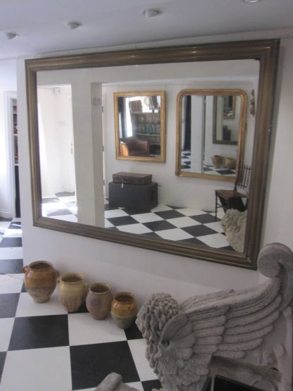 Big Brass Bistro mirror