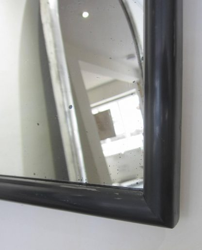 Ebonized tailors mirror